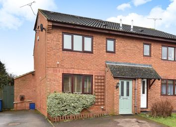 Thumbnail 4 bed semi-detached house for sale in Quarry Close, Bloxham