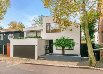 Thumbnail 5 bed detached house for sale in Well Road, Hampstead, London