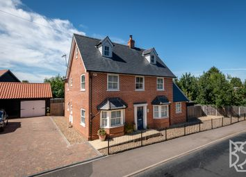 Thumbnail 4 bed detached house for sale in New Road, Mistley, Manningtree