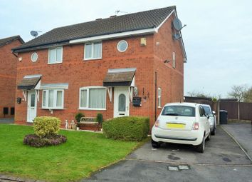 Thumbnail 2 bed semi-detached house for sale in Beldale Park, North Park, Kirkby