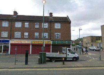 Thumbnail 1 bedroom flat to rent in Furzehill Parade, Shenley Road, Borehamwood