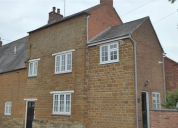 2 bed end terrace house to rent in Upper High Street, Harpole, Northampton, Northamptonshire NN7