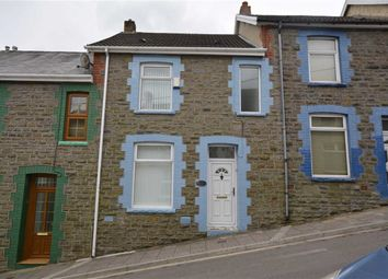 Thumbnail 3 bed terraced house for sale in Burns Street, Aberdare, Rhondda Cynon Taff