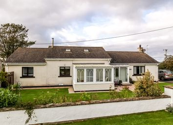 Thumbnail 3 bed detached bungalow for sale in Silloth, Wigton