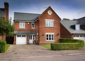 Thumbnail 5 bedroom detached house for sale in Rosemary Drive, London Colney, St.Albans
