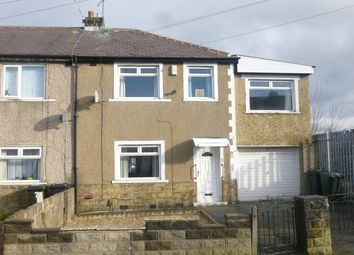 Thumbnail 5 bed semi-detached house for sale in Estcourt Road, Bradford