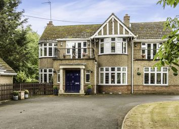 Thumbnail 5 bedroom property for sale in The Avenue, Overstone, Northampton