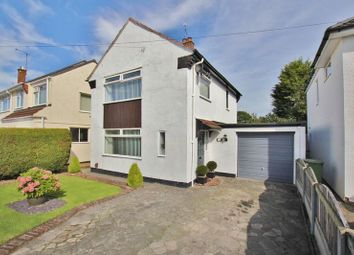 Thumbnail 3 bed detached house for sale in Cunningham Drive, Bromborough, Wirral