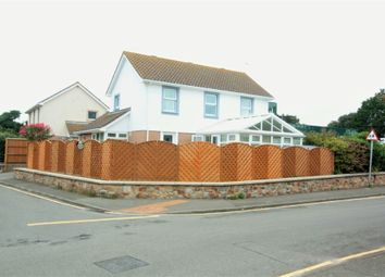 Thumbnail 3 bed detached house for sale in Les Quennevais Park, St. Brelade, Jersey