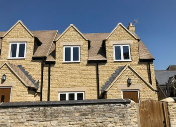 Thumbnail 2 bed semi-detached house for sale in Wesley Walk, High Street, Witney