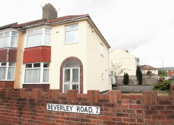 Thumbnail 4 bed end terrace house to rent in Beverley Road, Horfield