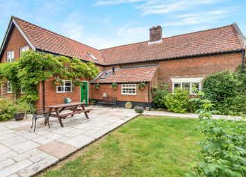 Thumbnail 5 bed property for sale in Suton Street, Suton, Wymondham, Norfolk