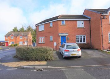 Thumbnail 3 bedroom end terrace house for sale in Brownbill Bank, Liverpool
