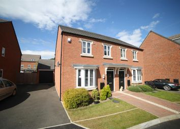 Thumbnail 3 bed semi-detached house for sale in Bufton Lane, Doseley, Telford