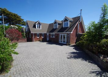 Thumbnail 4 bed detached house for sale in Mortehoe Station Road, Woolacombe