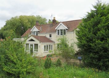 Thumbnail 5 bed detached house for sale in Station Road, Swineshead, Boston
