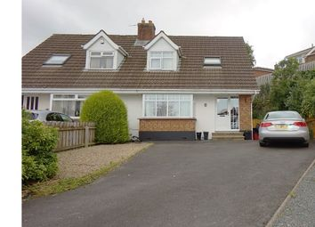 Thumbnail 3 bed semi-detached house for sale in Dunlady Manor, Belfast