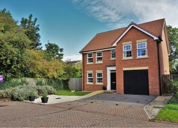 Thumbnail 4 bed detached house for sale in Craven Close, Market Weighton, York