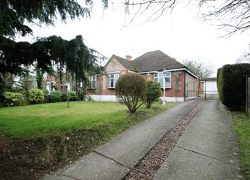 Thumbnail 3 bed detached bungalow for sale in Leighton Road, Edlesborough, Buckinghamshire