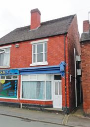 Thumbnail 3 bed semi-detached house for sale in Princess Street, Burntwood, Staffordshire