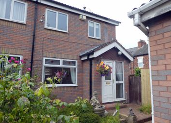 Thumbnail 3 bed end terrace house for sale in Bannister Drive, Hull