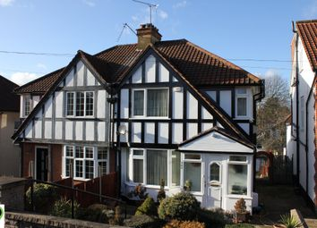 Thumbnail 3 bed semi-detached house for sale in Farm Road, Edgware