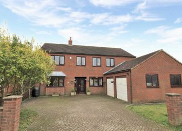 Thumbnail 5 bed detached house for sale in Southside, Marsh Lane, Laughterton