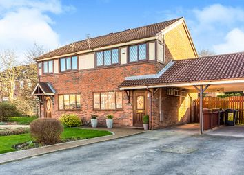 Thumbnail 3 bed semi-detached house for sale in Towncroft, Denton, Manchester