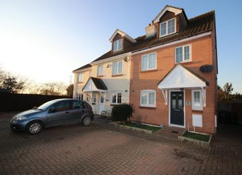 4 bed end terrace house for sale in The Rickyard, Marston Moretaine, Bedford MK43