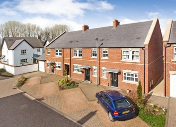Thumbnail 3 bedroom terraced house for sale in Gate Reach, Exeter