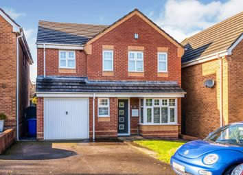 Thumbnail 4 bed detached house for sale in Haymaker Way, Wimblebury, Cannock