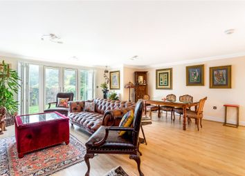 Thumbnail 3 bed flat for sale in Lincombe Lodge, Fox Lane, Boars Hill, Oxford