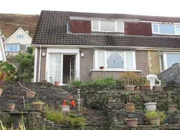 Thumbnail 3 bed semi-detached house for sale in Lletty Harri, Port Talbot, West Glamorgan.