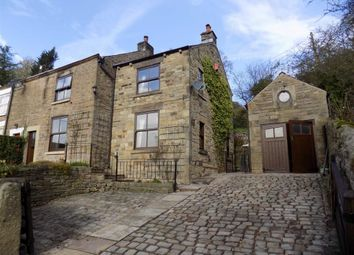 Thumbnail 3 bed end terrace house to rent in Chapel Road, High Peak, Derbyshire