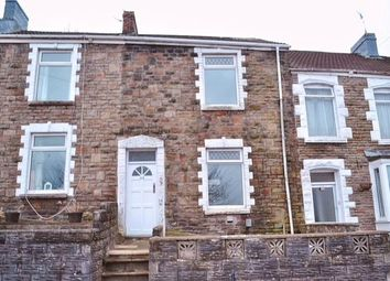 Thumbnail 3 bed terraced house to rent in Colbourne Terrace, Waun Wen, Swansea