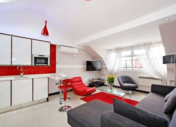 Thumbnail 1 bed flat to rent in 121 Gloucester Place, London