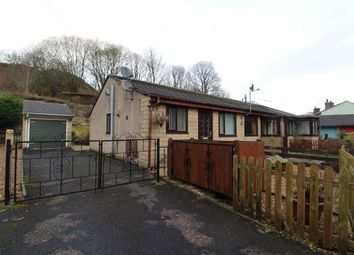 Thumbnail 1 bed bungalow for sale in Rock Bridge Fold, Rossendale