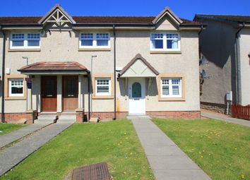 Thumbnail 2 bed flat for sale in Rye Drive, Glasgow