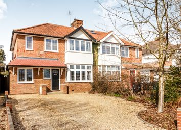 Thumbnail 3 bed semi-detached house for sale in Stanley Avenue, Chiswell Green, St.Albans