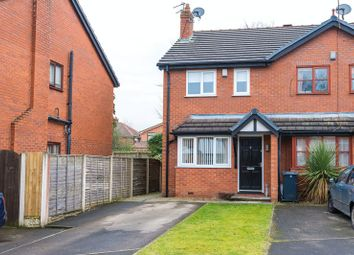 Thumbnail 2 bed mews house for sale in Brook Farm Close, Aughton, Ormskirk