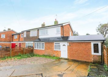 Thumbnail 3 bedroom semi-detached house for sale in Hitchin Lane, Clifton, Shefford, Bedfordshire