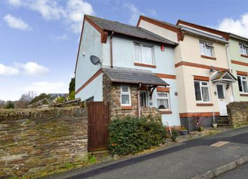 Thumbnail 2 bed end terrace house for sale in Knighton Road, Wembury, Plymouth