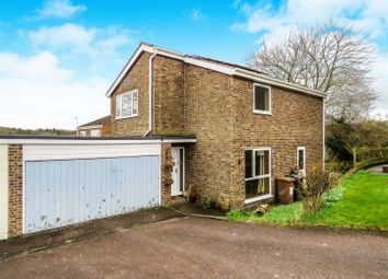 Thumbnail 4 bed detached house for sale in Fordham Road, Royston