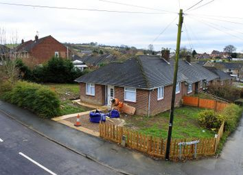 Thumbnail 2 bed bungalow for sale in Hamilton Road, Grantham