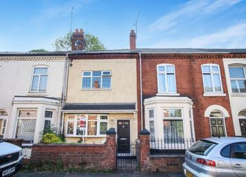 Thumbnail 2 bed terraced house for sale in Westbourne Street, Butts, Walsall, .