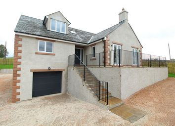 Thumbnail 4 bed detached house for sale in Oak Bank, Edenhall, Penrith, Cumbria