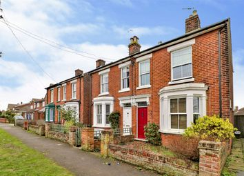 Thumbnail 2 bed semi-detached house for sale in Ernest Road, Wivenhoe, Colchester, Essex