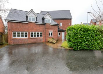 Thumbnail 5 bed detached house for sale in Chaise Meadow, Lymm