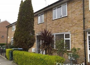Thumbnail 3 bed terraced house for sale in Tickford Close, London
