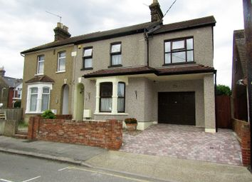 Thumbnail 5 bedroom semi-detached house for sale in Fairview Avenue, Stanford-Le-Hope, Essex.